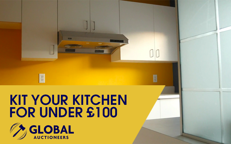 kit your kitchen for under 100