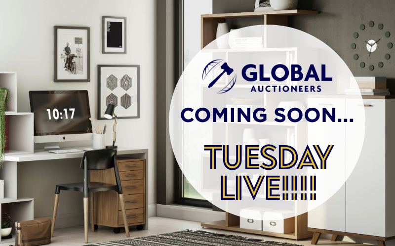 Global Auctioneers - Tuesday Live-800x500