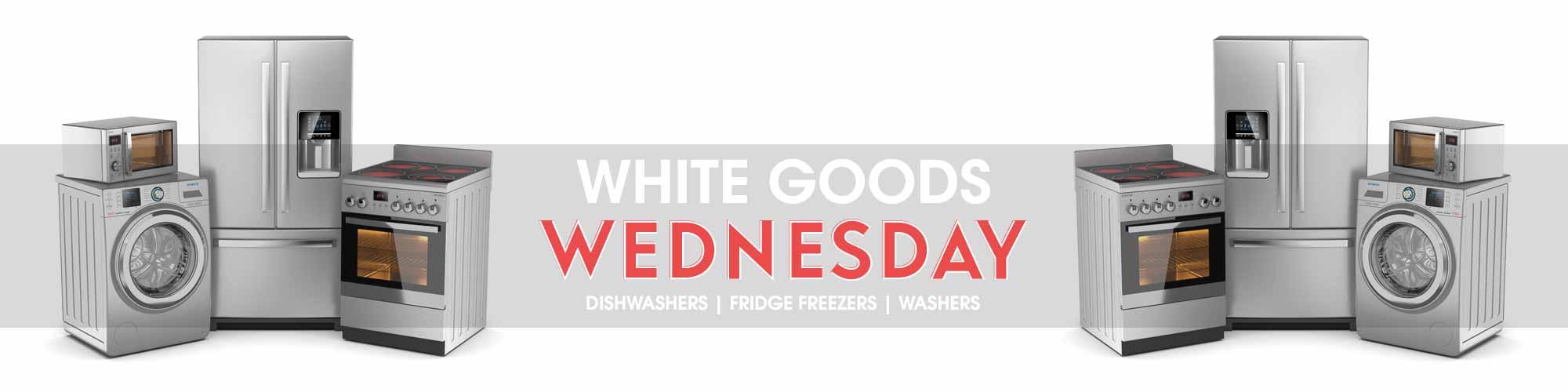 White Good Wednesday!