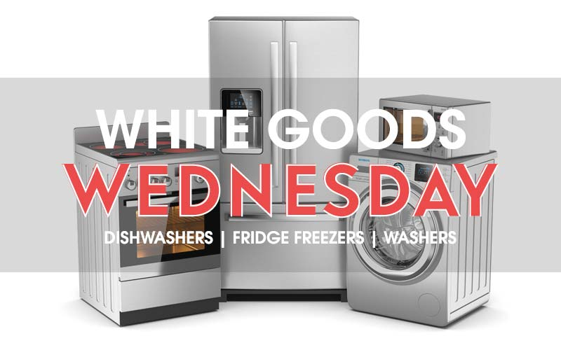 White Good Wednesday! 15/05/19