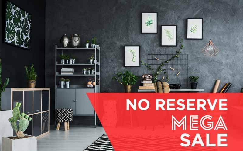 Mega Sale Tuesday No Reserve Auction! 21/05/19