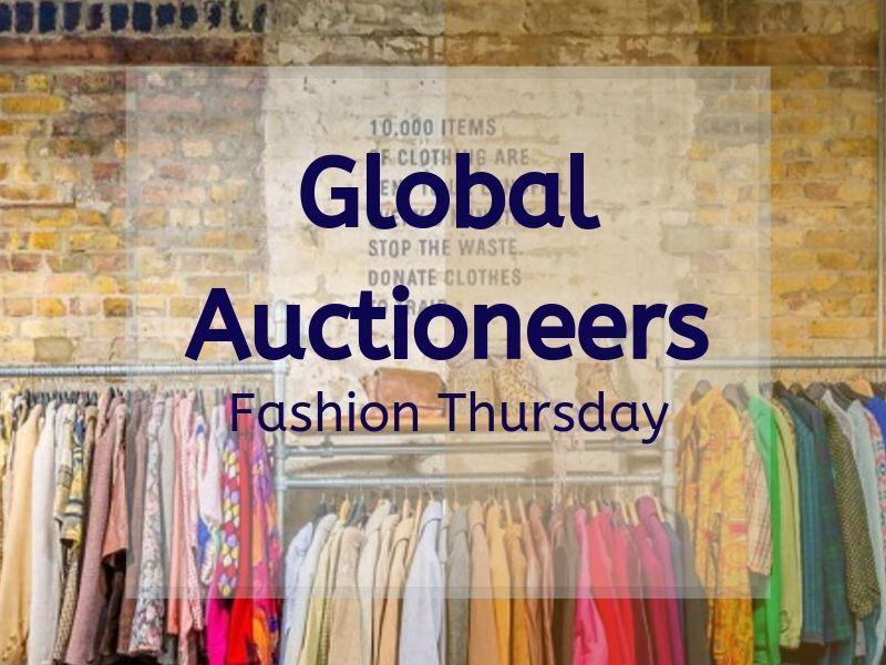 Fashion Thursday Auction 14/11/19