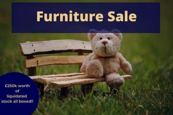 Flat Pack Thursday!!!  All Types of Furniture ready to load into your vehicle!!