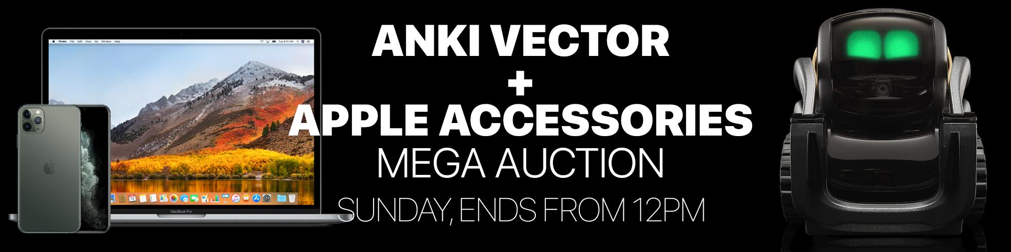 ANKI & Apple Accessories Sale