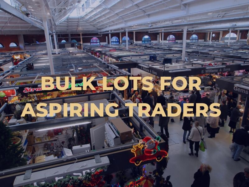 Trader Tuesday!! Bulk Lots For Aspiring Traders! 11th August 2020