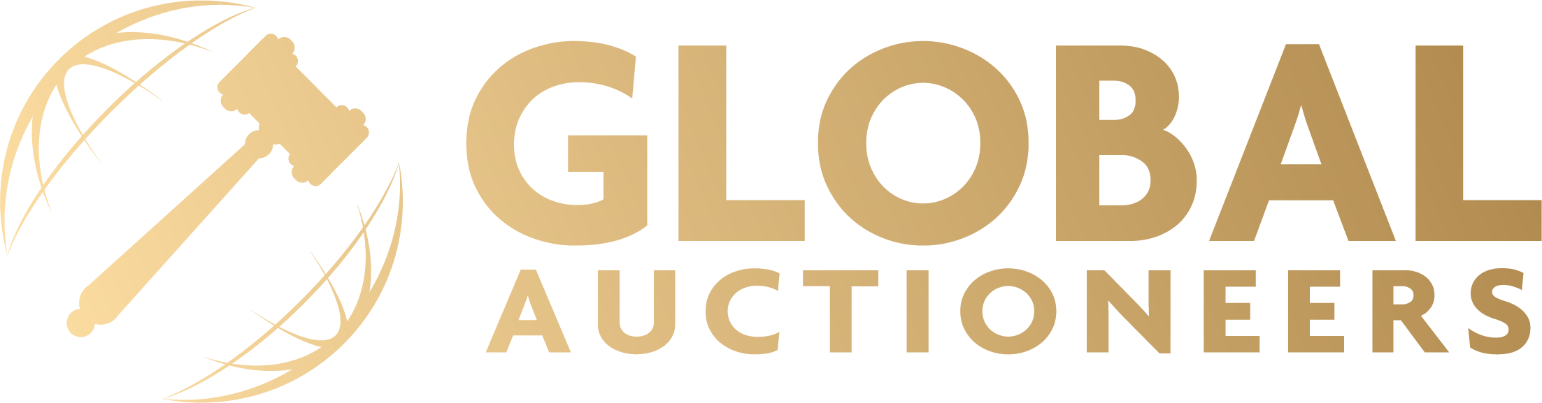 Global Auctioneers Logo
