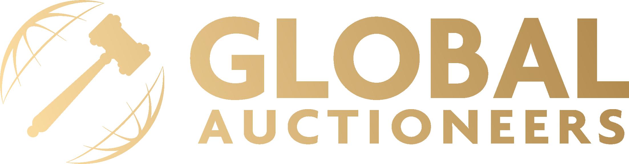 Global Auctioneers Logo